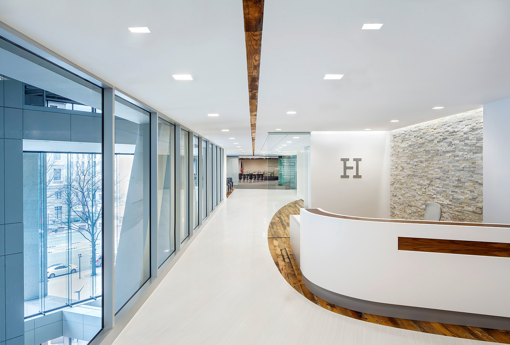 Hudson Institute Washington, DCFOX Architects