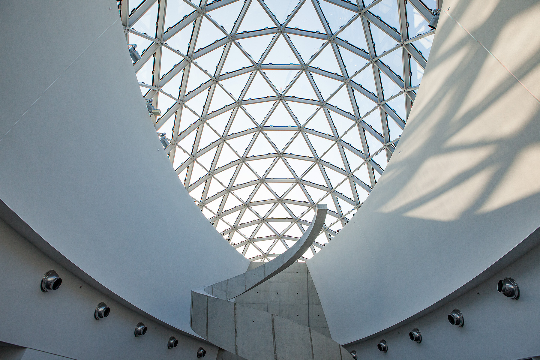 The Dali (Salvador Dali Museum)St. Petersburg, FLDesigned by HOK