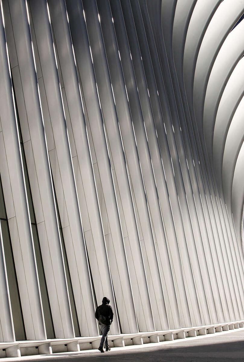 The OculusWorld Trade CenterSantiago Calatrava
