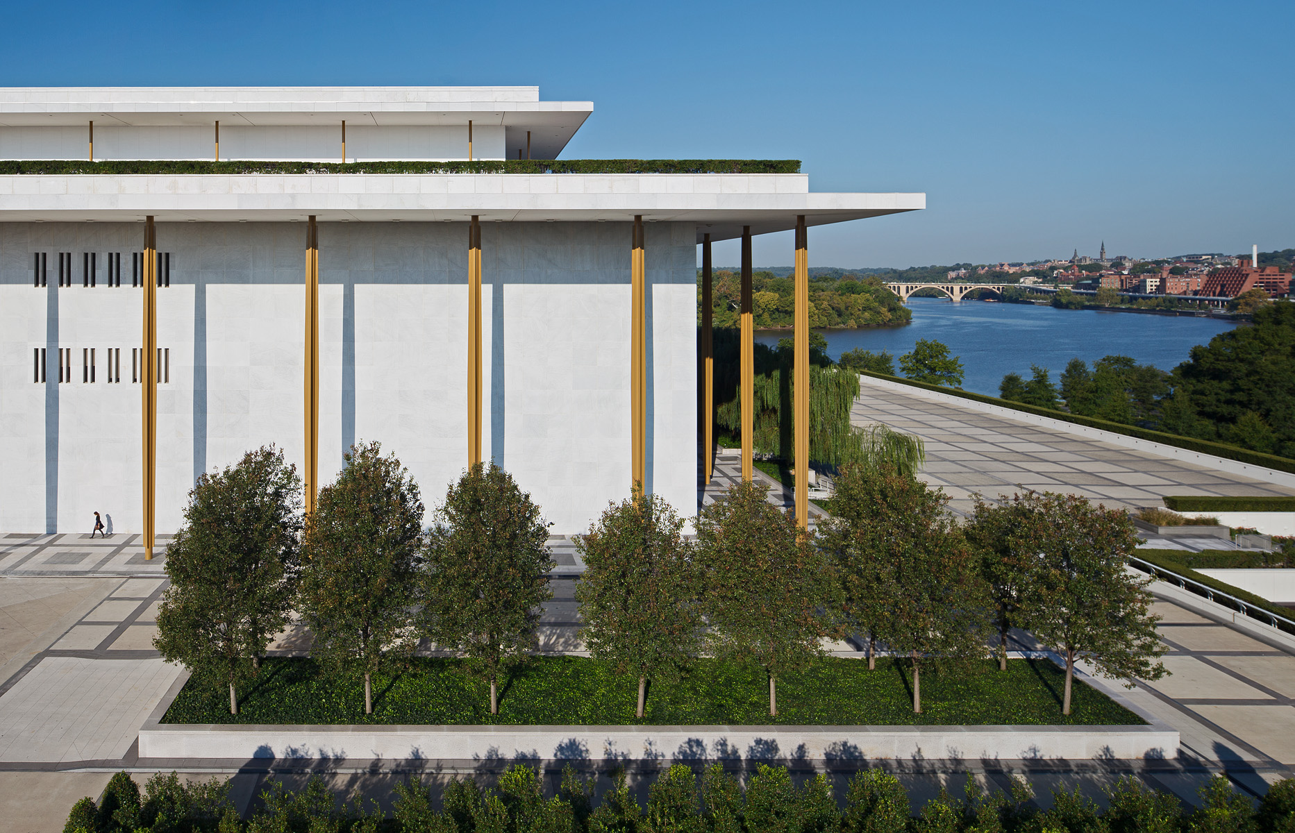 The Kennedy Center for the Performing ArtsWashington, DCThe Kennedy Center