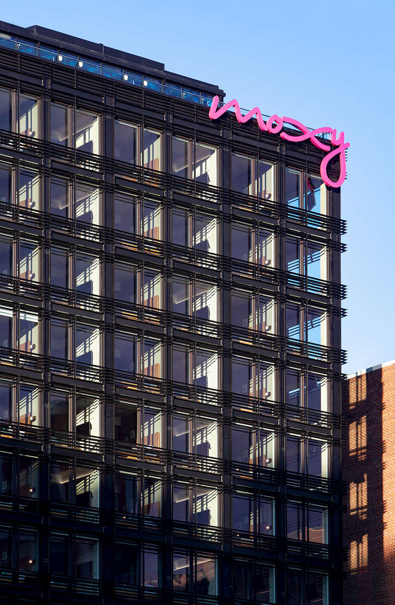 Moxy Downtown Washington DCby Marriott