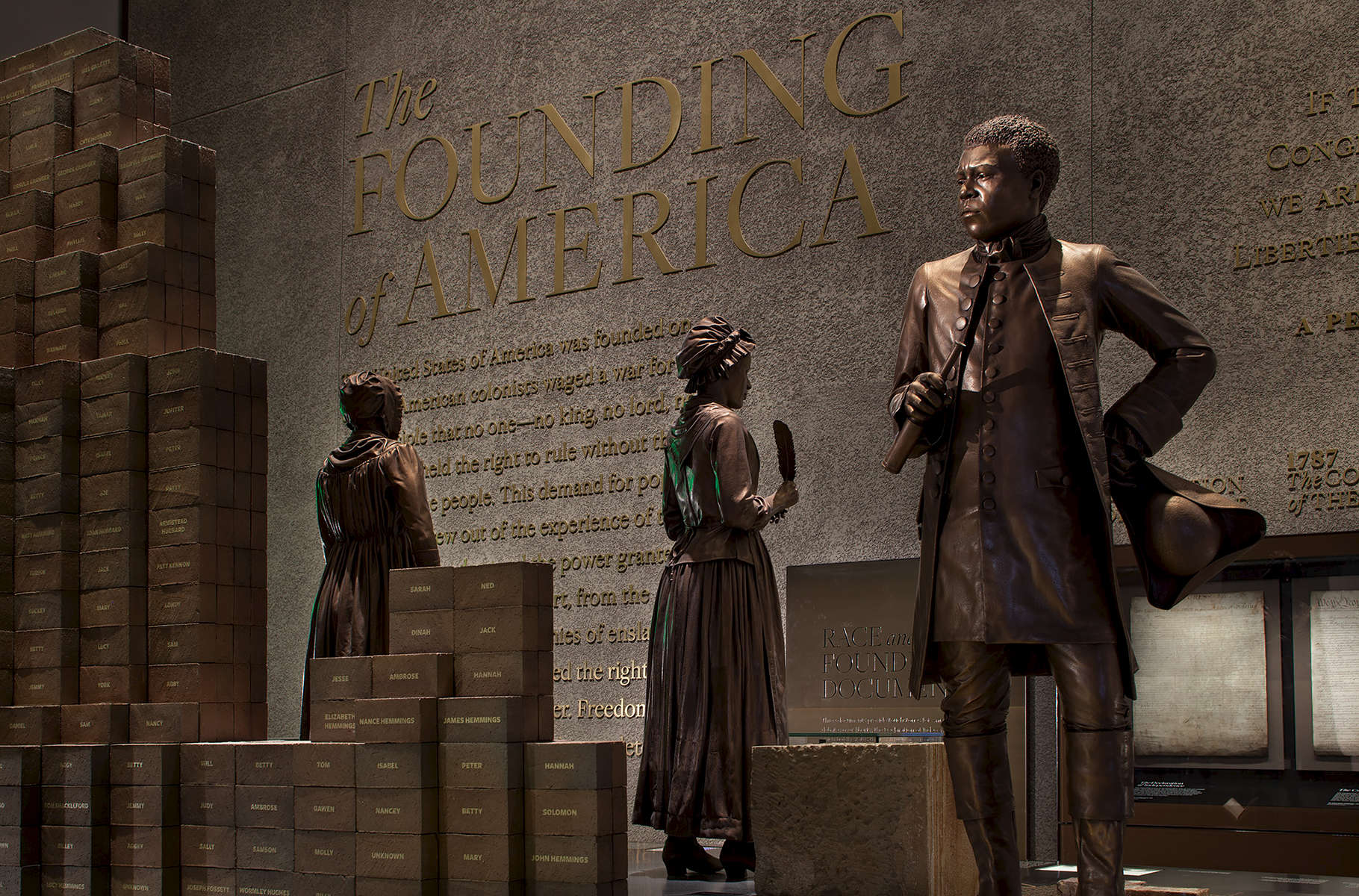 National Museum of African American History and CultureSMITHSONIANWashington, DCRalph Appelbaum Associates, NYC