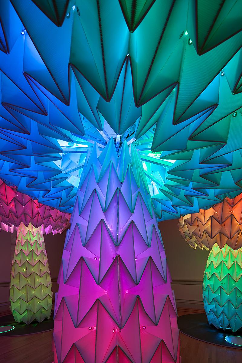 Shrumen LumenFoldHaus Art CollectiveNo Spectators: The Art of Burning ManRENWICK GALLERYWashington, DC