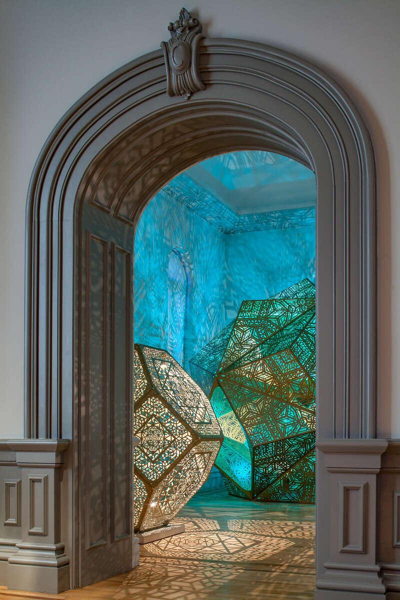 HYBYCOZO 2018Yelena Filipchuk & Serge BeaulieuNo Spectators:  Art of Burning ManRenwick GallerySmithsonian