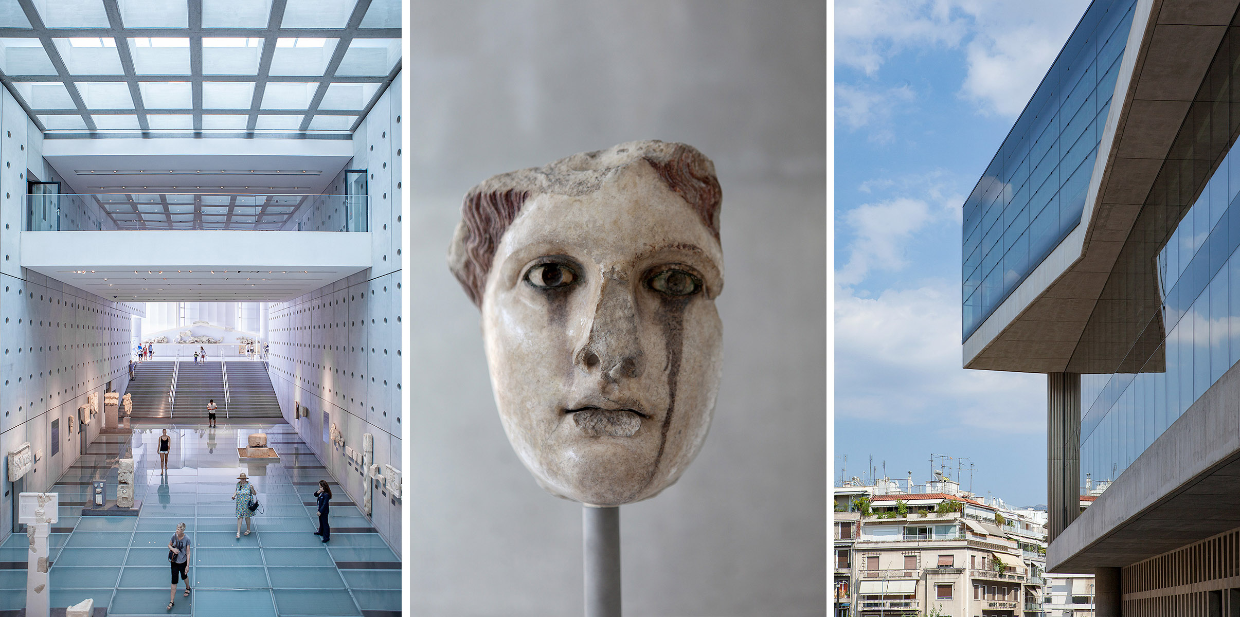 The Parthenon Gallery / Acropolis MuseumAthens, Greece