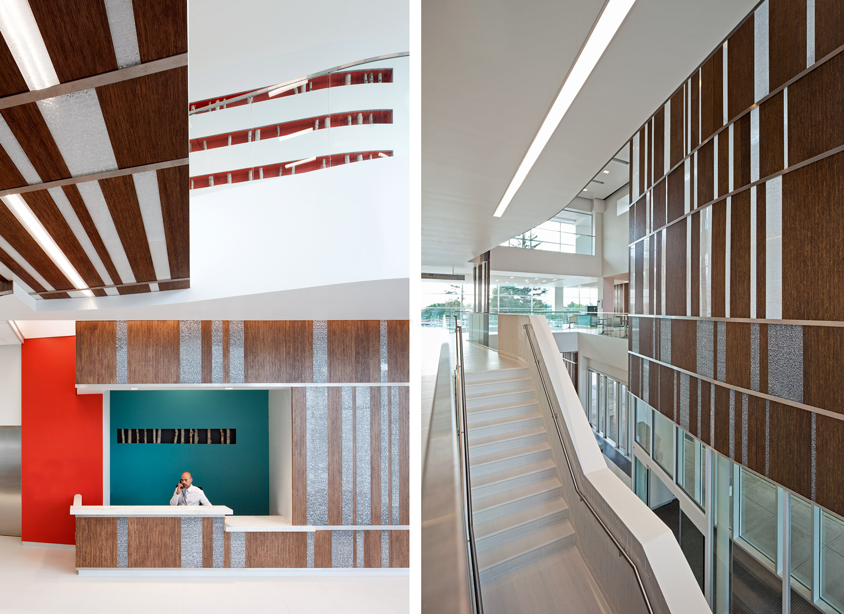 Dale & Frances Hughes Cancer CenterPocono Medical CenterEast Stroudsburg, PAEwingColeAIA Philadelphia Honor AwardContract DesignHealthcare Environment Award + Magazine Cover StoryDE Valley Association of Structural Engineers (DVASE)Outstanding Project AwardExcellence in Structural EngineeringEngineering News RecordMid-Atlantic Best Project – Award of MeritInterior Design Magazine AwardBest of the Year - Small Healthcare
