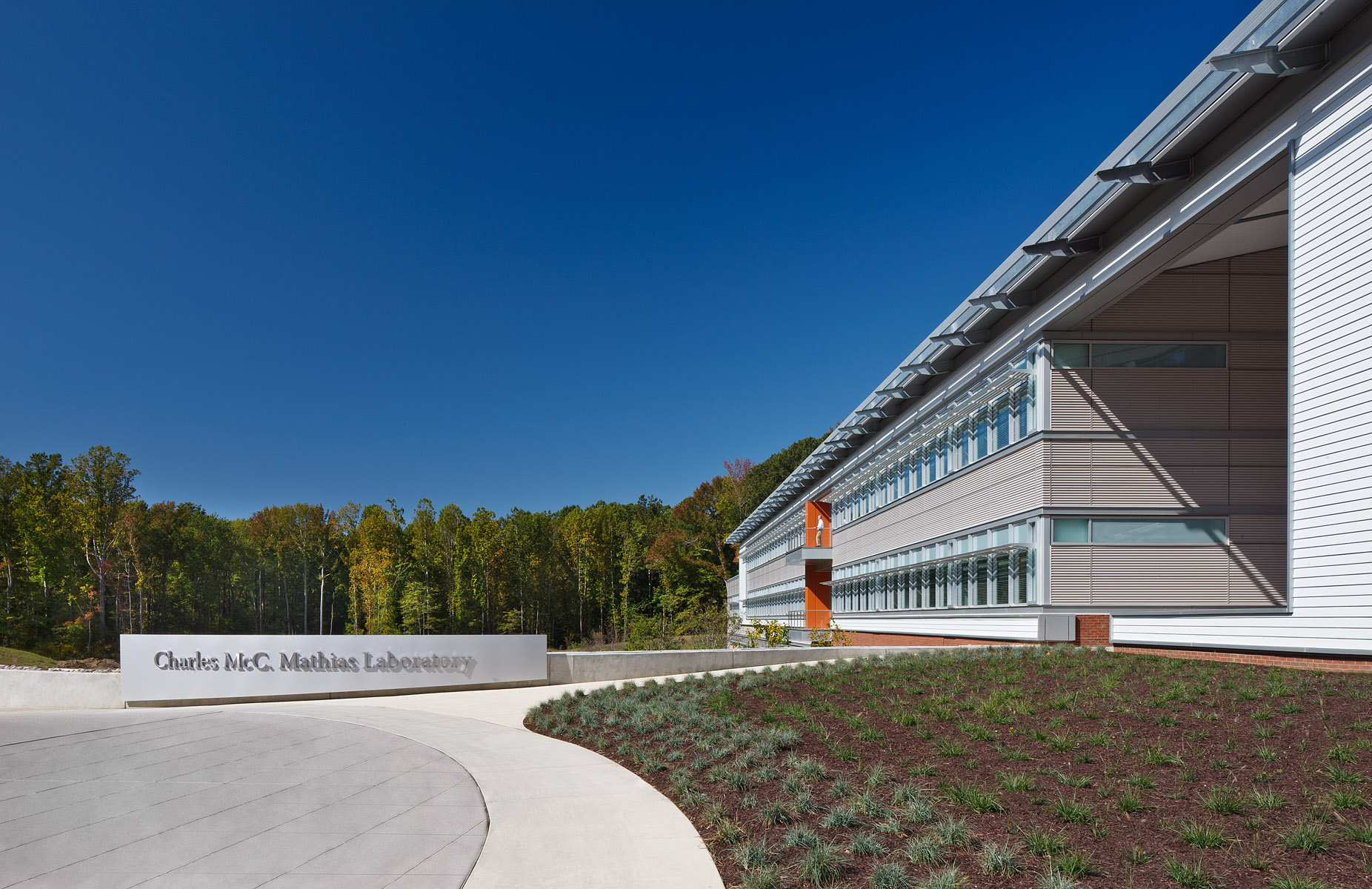 Smithsonian Environmental Research Center (SERC)Mathias LaboratoryEdgewater, MDEwingCole