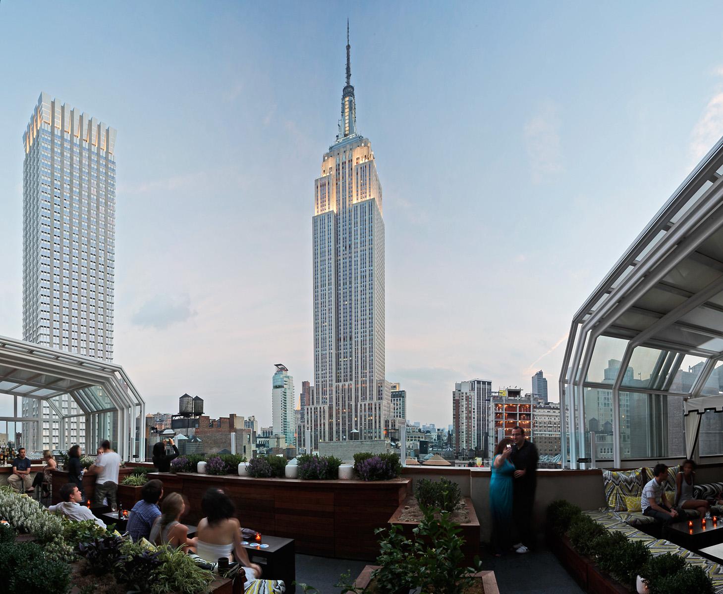 Top of the StrandStrand HotelNYC