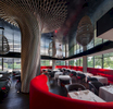 Kingbird atThe Watergate HotelWashington, DCDesign by Ron Arad Architects, London