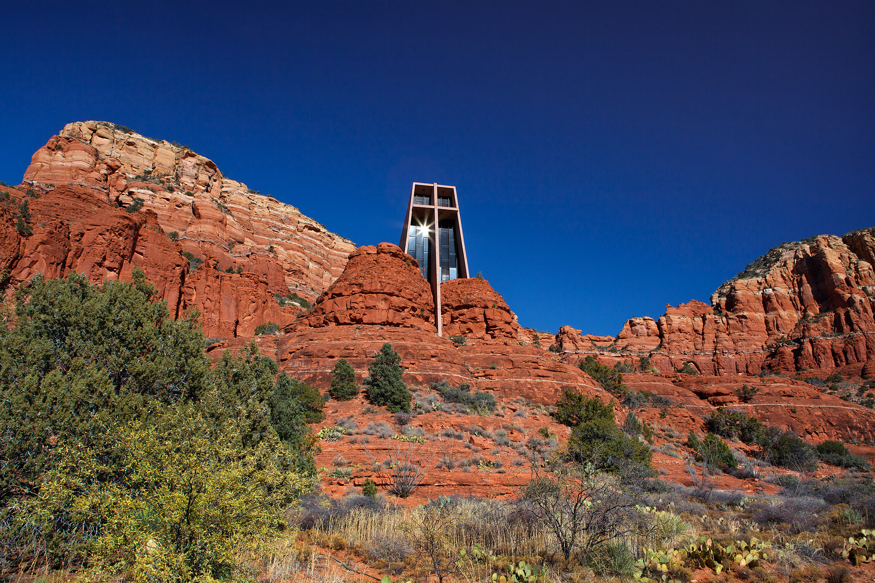 Chapel of the Holy CrossSedona, AZ