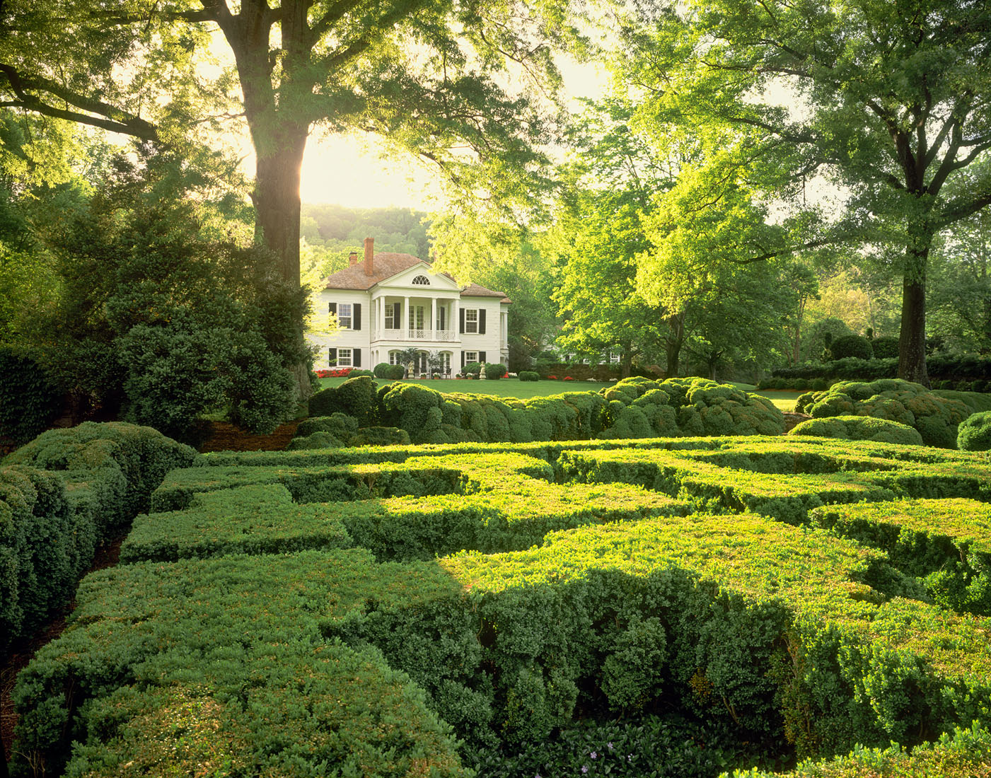 Thomas Jefferson{quote}Edgemont{quote}Charlottesville, VAArchitectural Digest