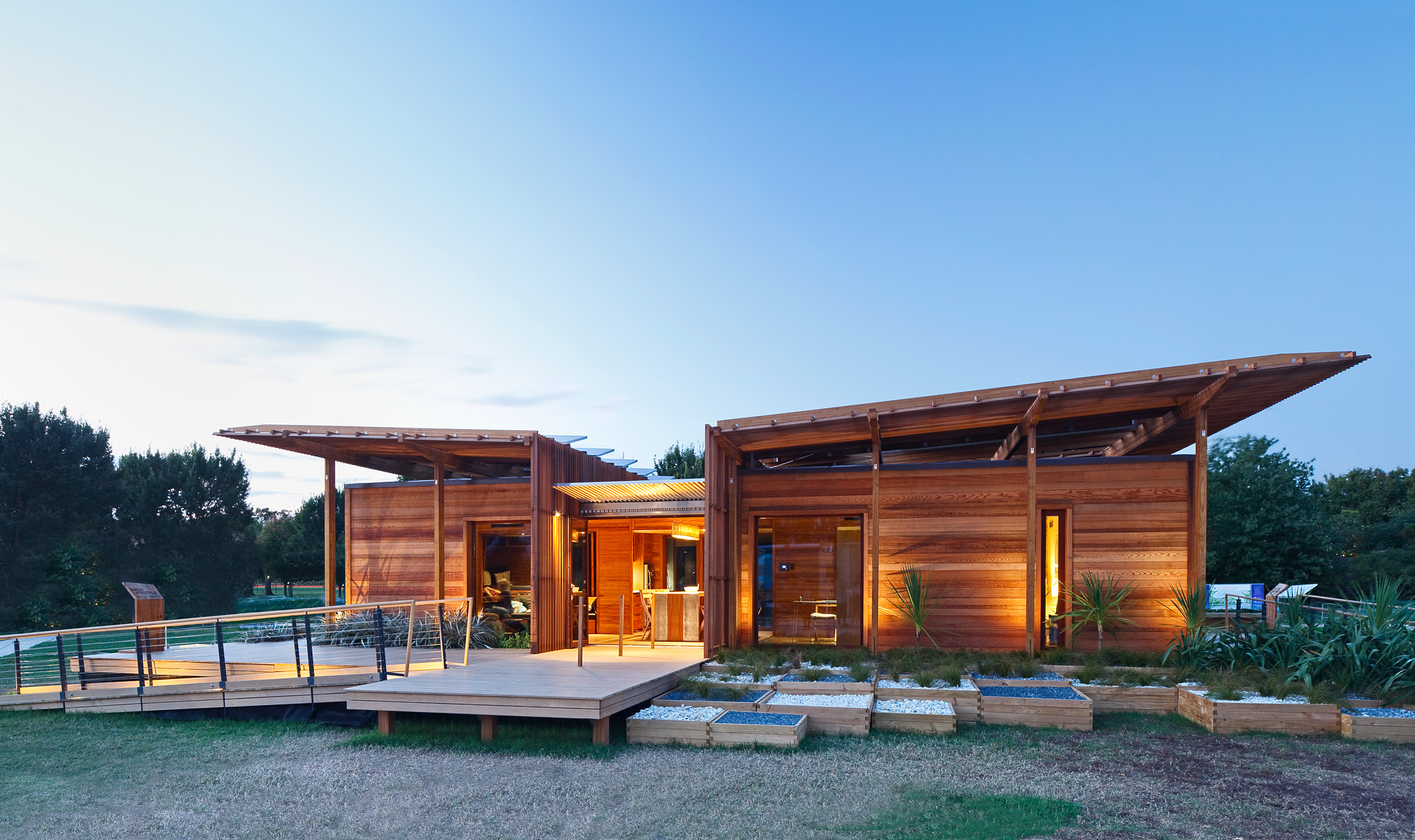 First Light HouseU.S. Solar Decathlon Award-Winning DesignUniversity of WellingtonNew Zealand