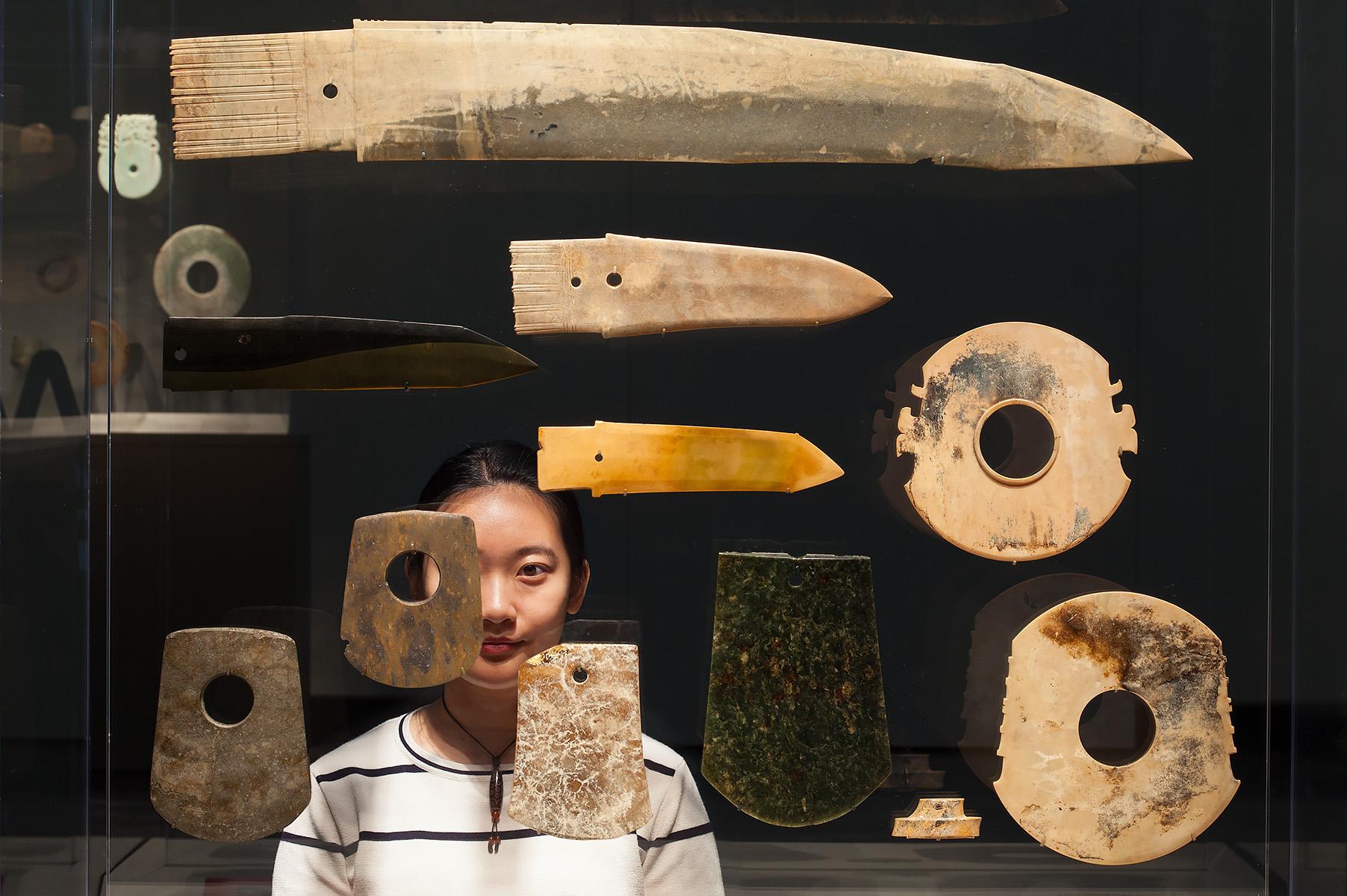 Ancient JadesChinese CollectionArthur M. Sackler GallerySmithsonianWashington, DC