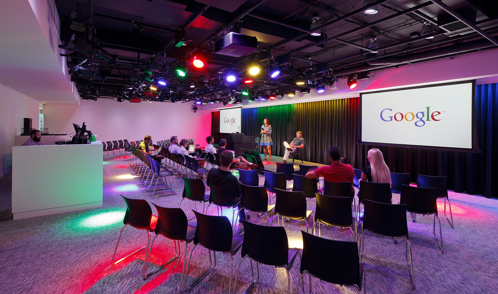 GoogleGovernment Affairs OfficeWashington, DCVOA AssociatesIIDA Mid-Atlantic Honor Award 2015