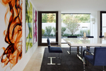 Basner ResidenceBaltimore, MDLUXE Magazine's Gold ListInterior Design:  Jenkins BaerLandscape Design:  Hord Coplan Macht