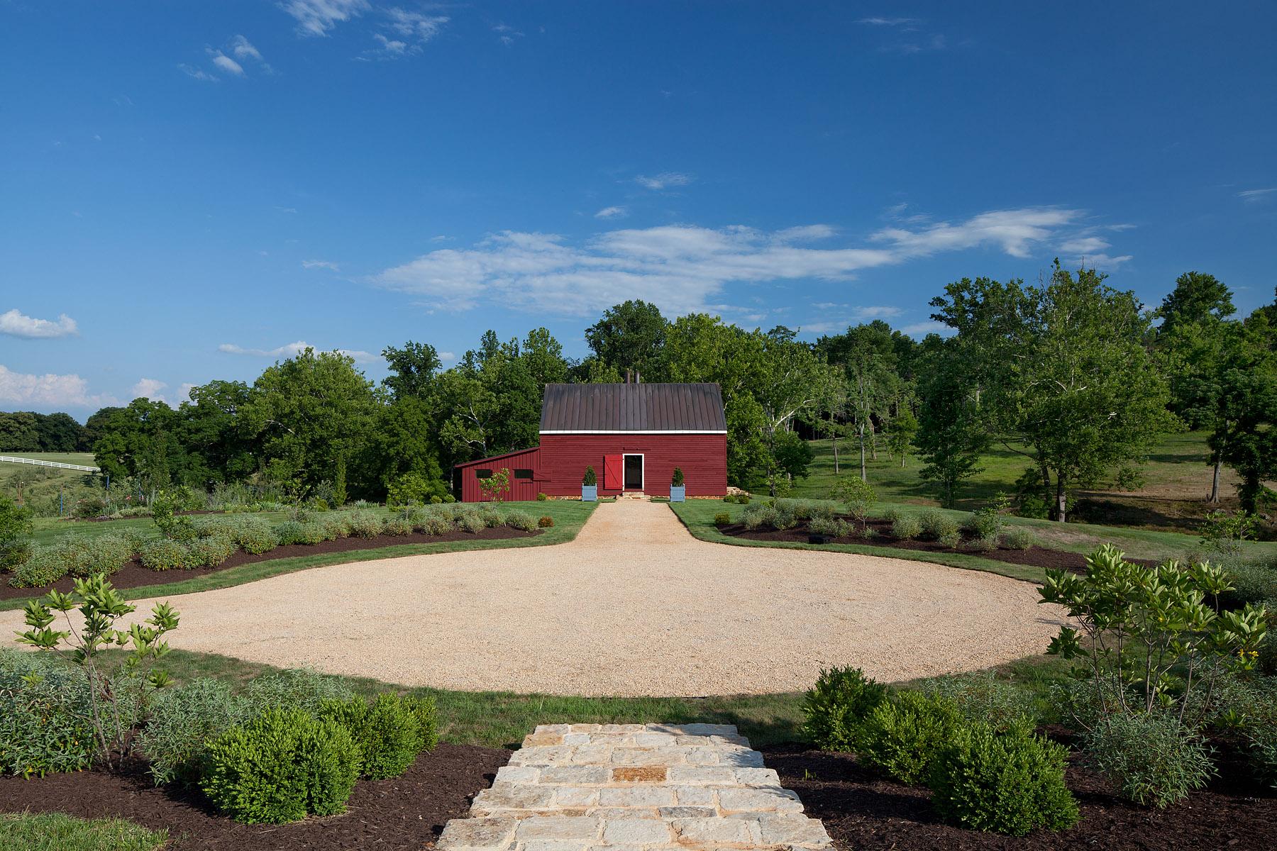 The Red BarnHistoric RenovationCharlottesville, VAInterior Design:  Jay Jenkins / Jenkins Baer