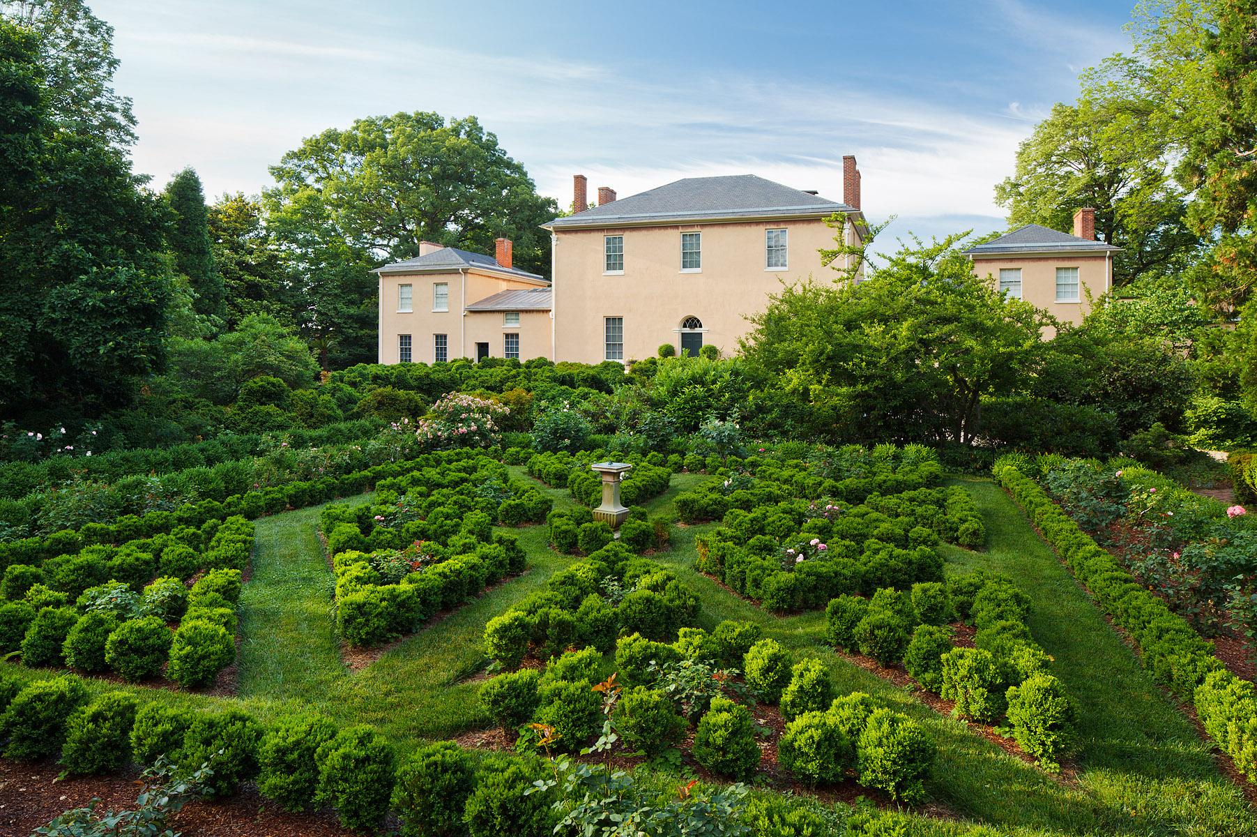 Tudor Place Historic House and GardenWashington, DCTudor Place