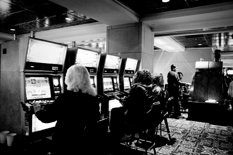 Conversely, would be true: many, like these at slot machines, go to a casino to spin for looking for the wining, as they face severe economic troubles.