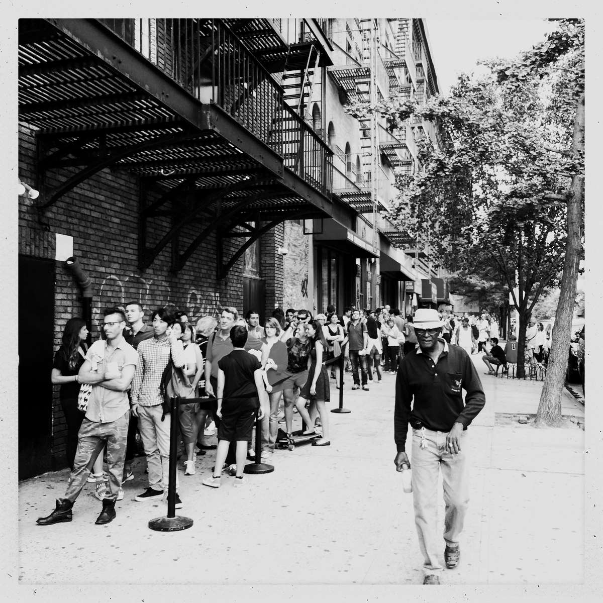 Sunday in Harlem