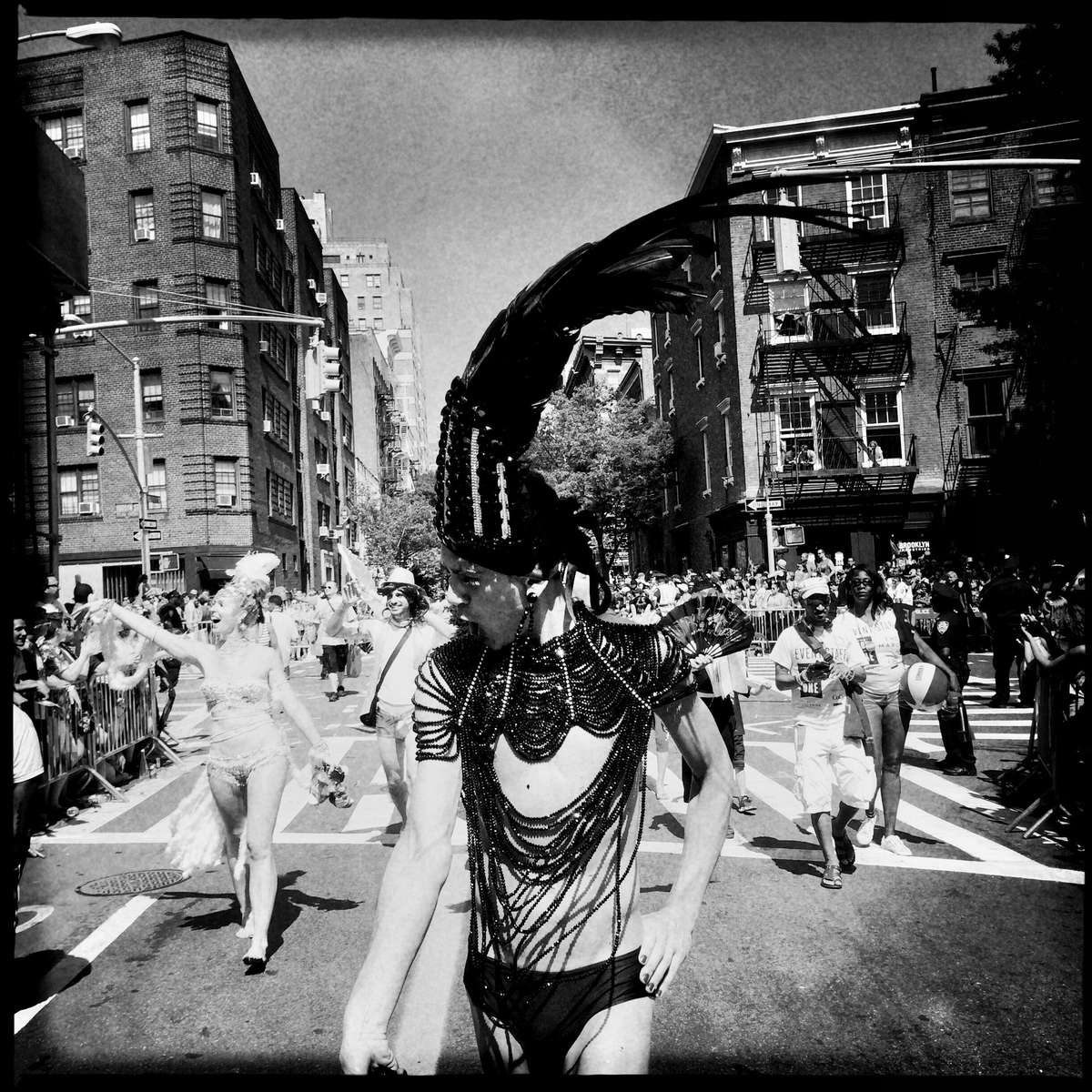 New York's Gay Pride Parade