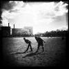 Dancing lesson at Kelly Park. #southbronx #newyork #kelly_park #dance #latergram #hispanic #iphonephotography #photodocumentary