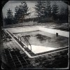 Fukushima two years later: an abondoned swiming pool.
