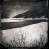 Akimoto lake. Feb/ 2013, Urabandai.