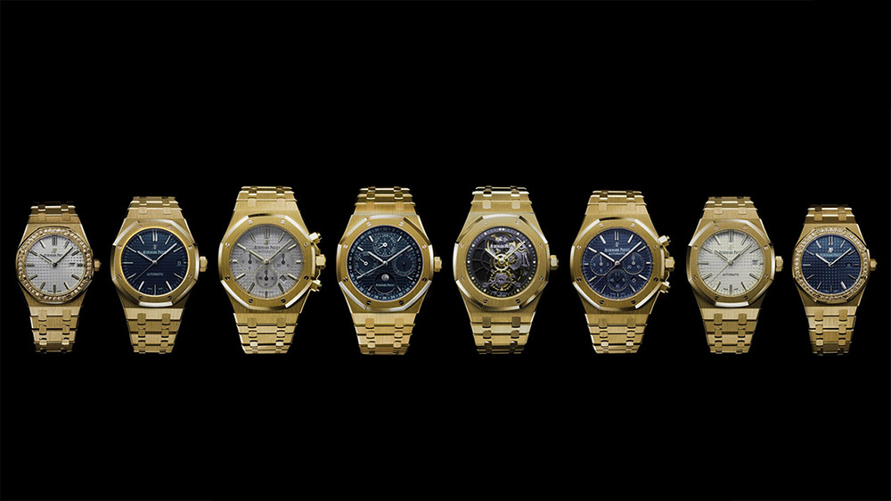 Audemars Piguet – Yellow Gold