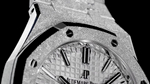Audemars Piguet – Frosted white gold
