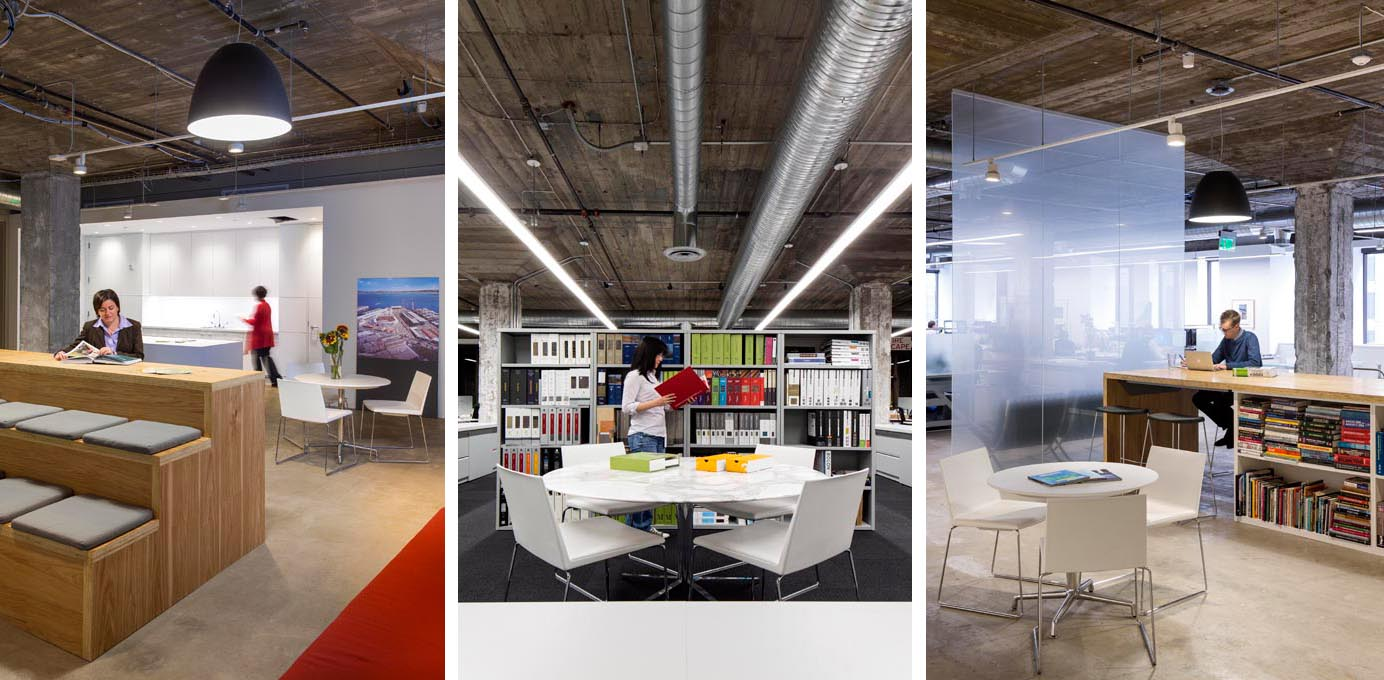 AECOM Office Interiors