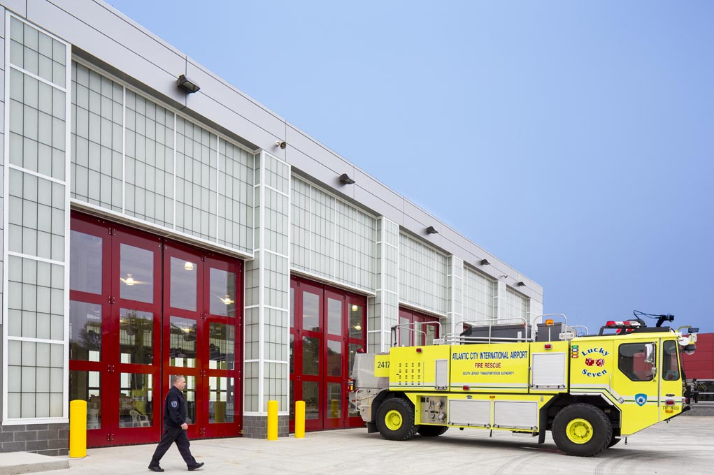 Atlantic City International Airport Fire Station
