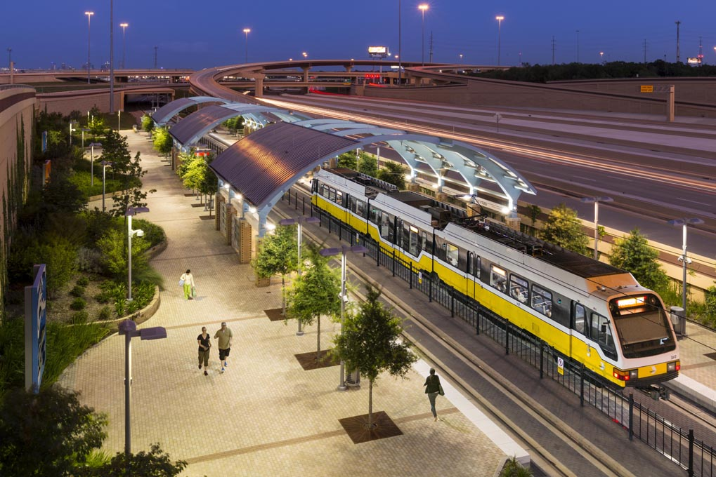 Dallas DART Light Rail