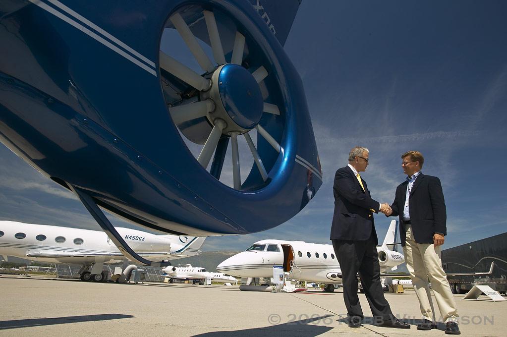 Gulfstream Execs