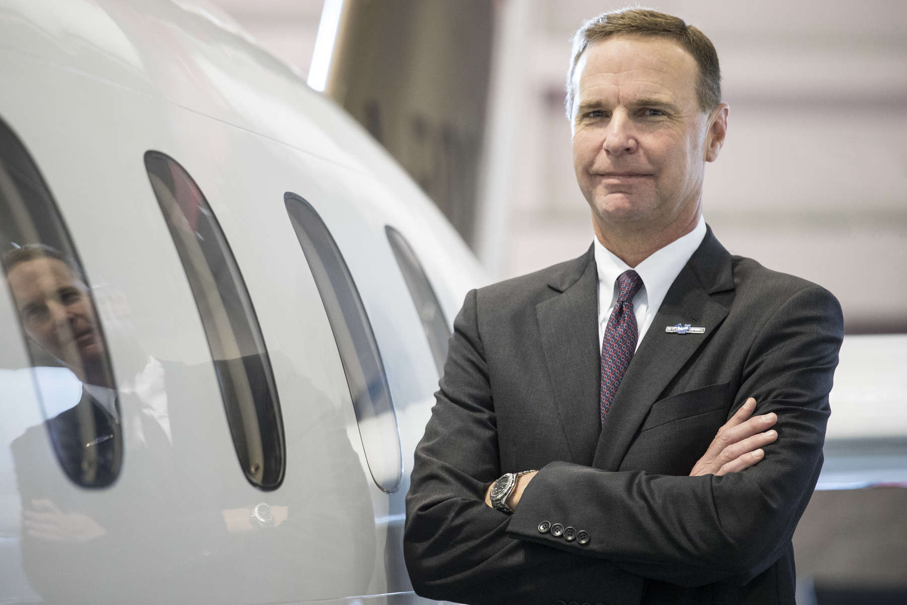 Aviation Association CEO