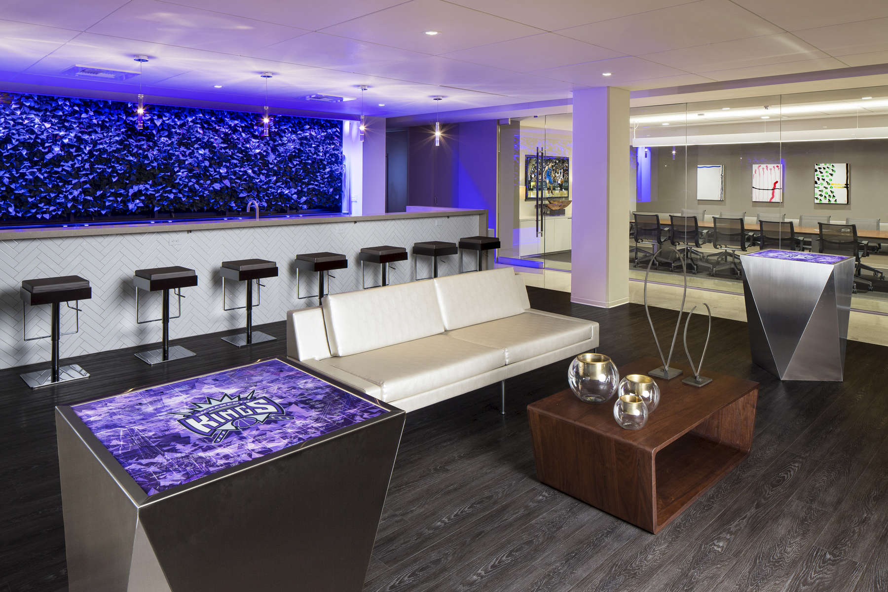 Sacramento Kings Marketing Suites