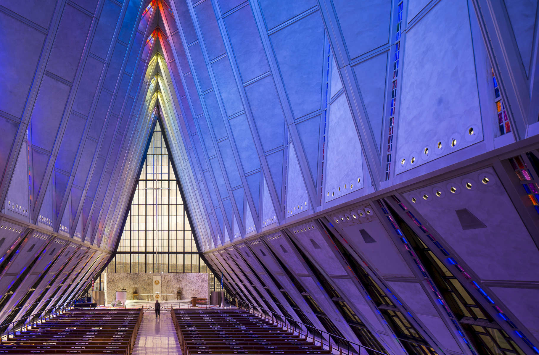 USAFA Cadet Chapel Rennovation