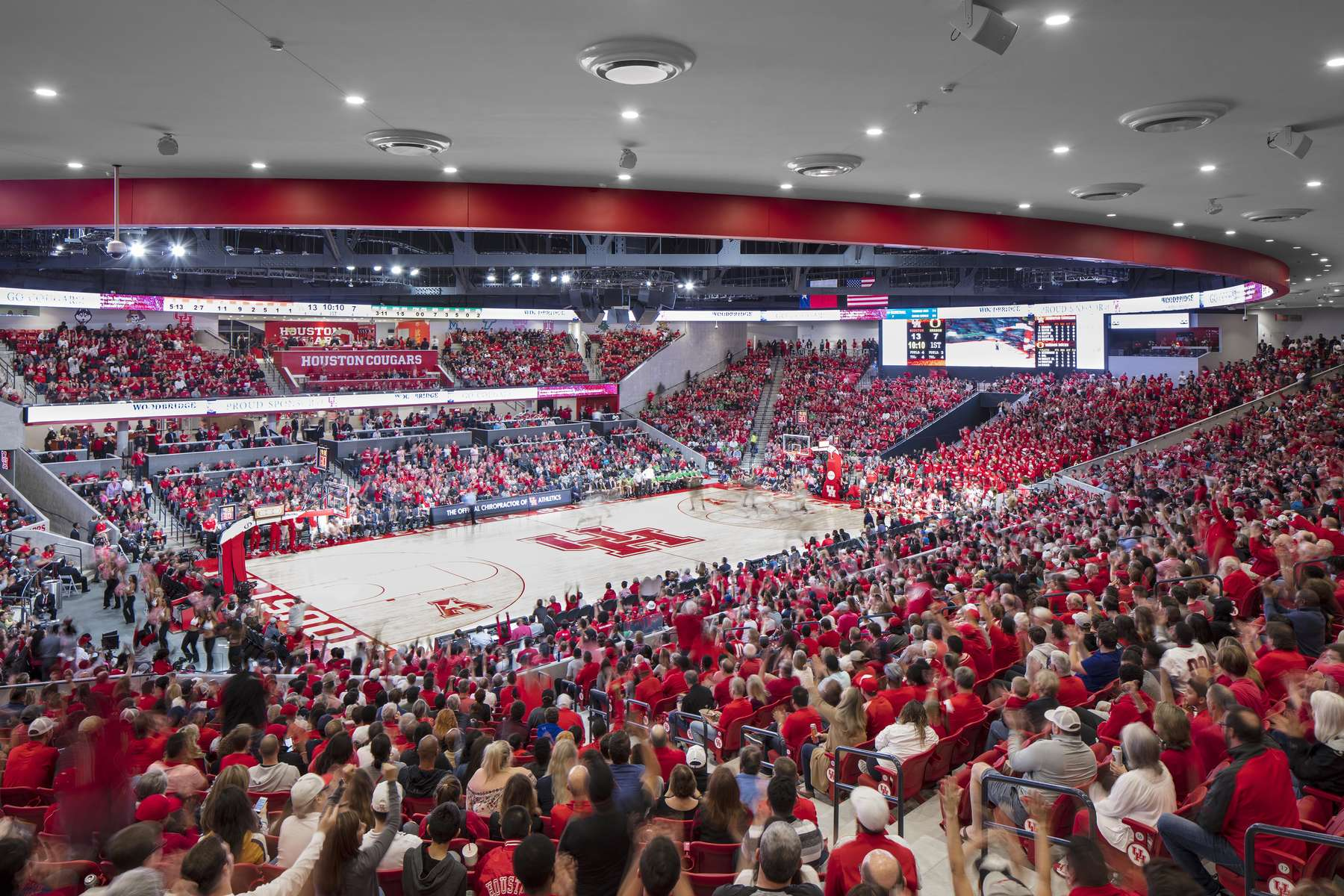 Fertitta Center