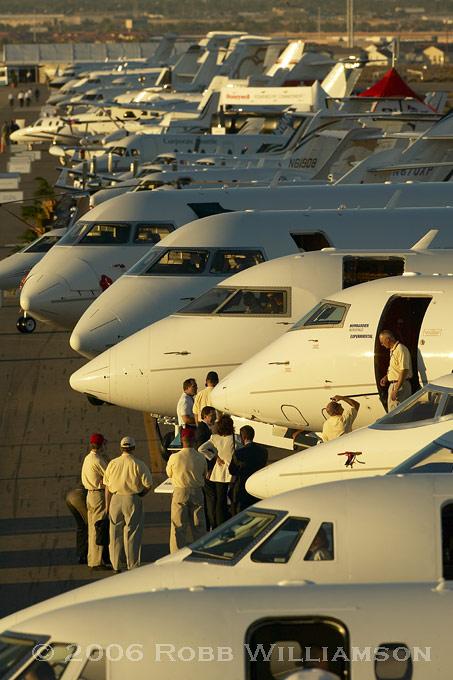 Bombardier Pilots