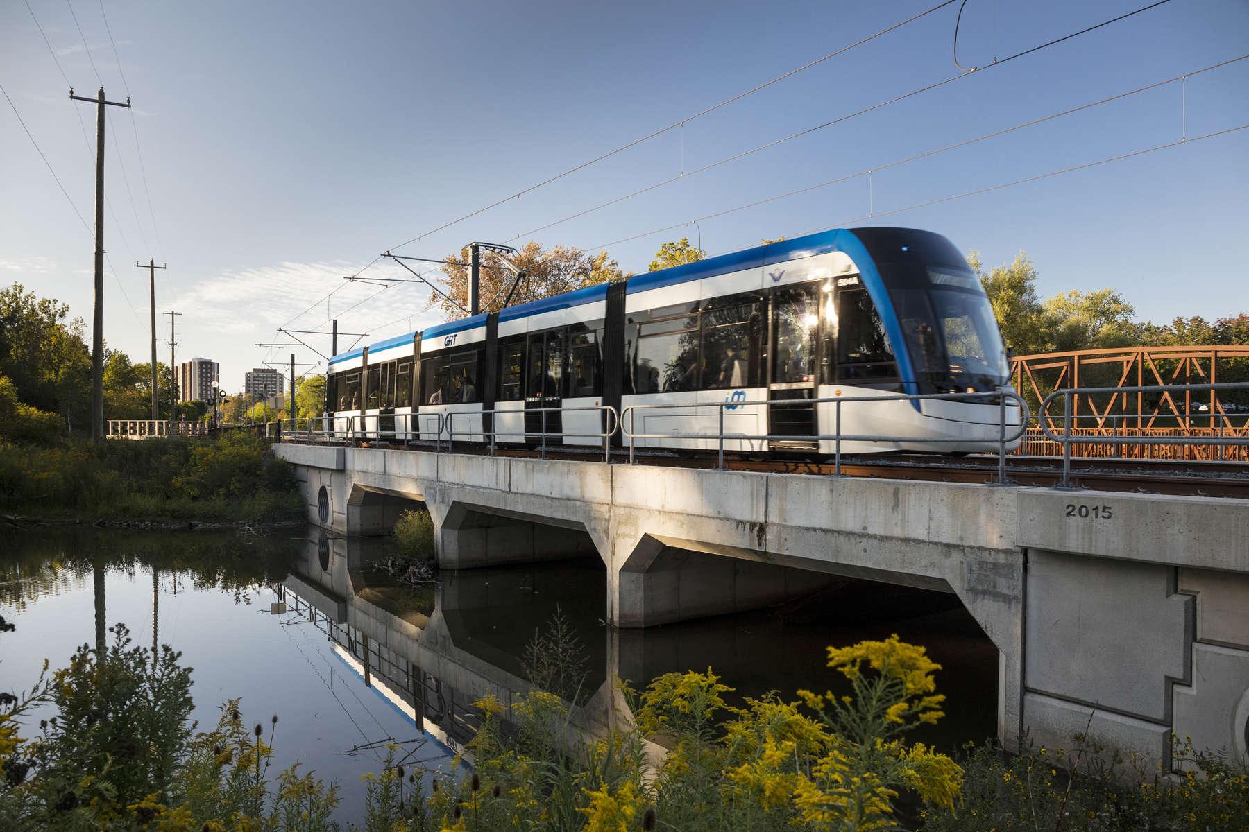 Waterloo LRT