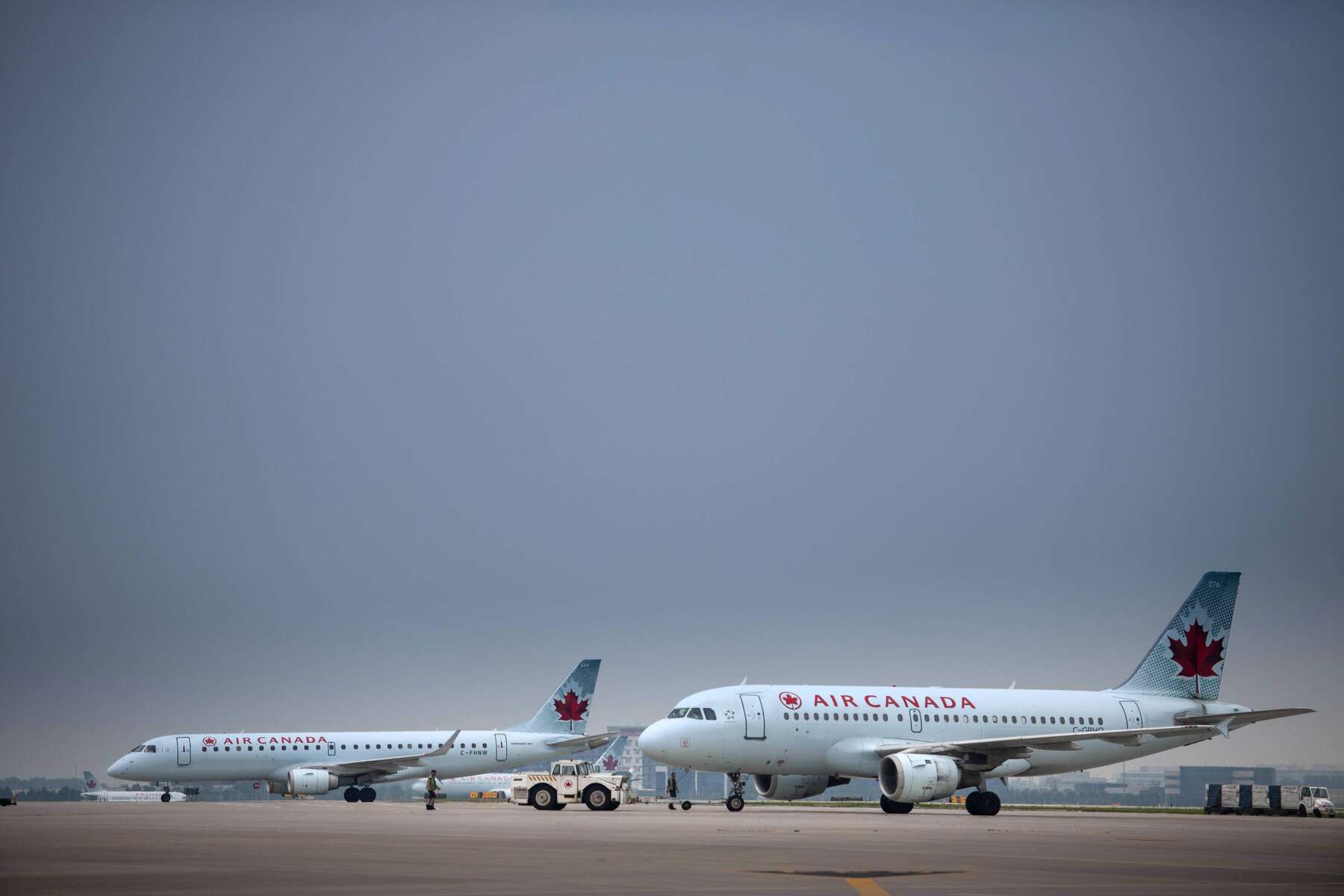Air Canada Jets
