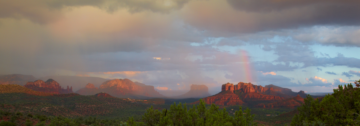 Red Rocks Clearing