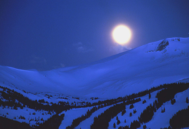 Breck-Moonset