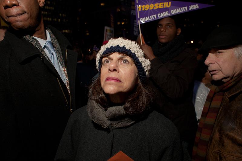 USA. New York. 2011. Occupy Wall Street.