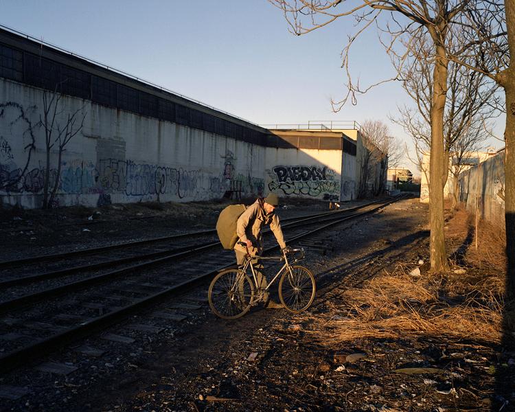 Railroad sherpa