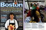 November 2008 issue of Boston Magazine.Kaila Simpson, teenage 'spokesperson' for the Gloucester High School girls involved in the pregnancy scandal.