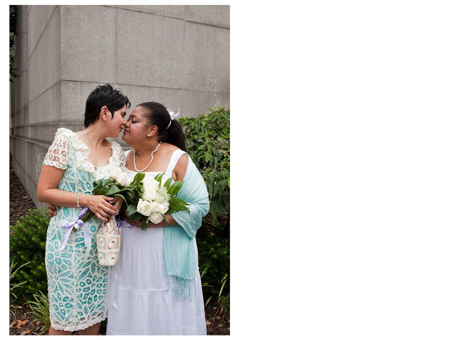 Photo by Erica McDonaldSame-Sex Marriage in New York CitySunday, July 24, 2011