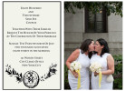 These happy wedding belles were among the 823 same-sex couples who signed up to be married throughout New York on Sunday.Photo by Erica McDonaldSame-Sex Marriage in New York CitySunday, July 24, 2011