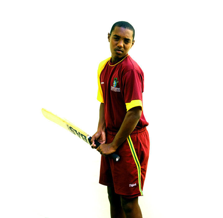 Basseterre, St. KittsCLICO Under 15 Windies Cricket Squad photo by Erica McDonald