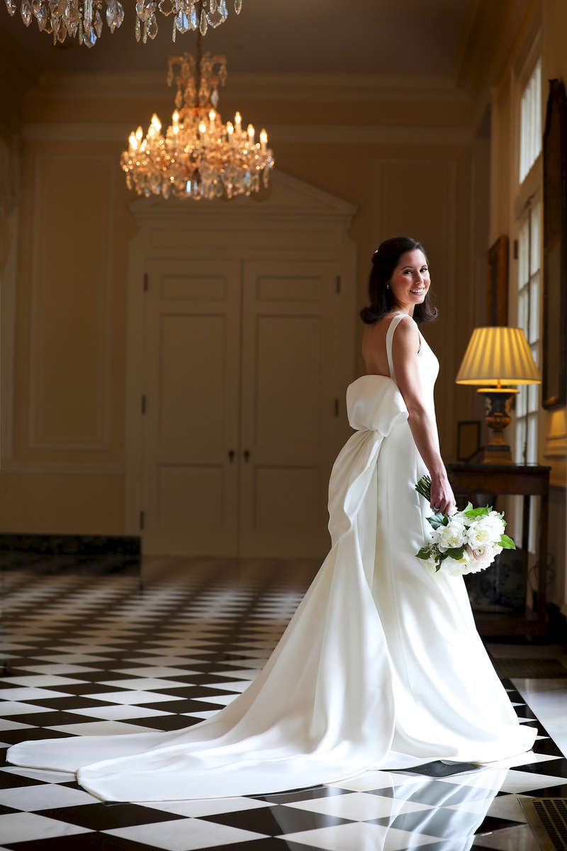 Bridal Portrait by Christopher Record Photography