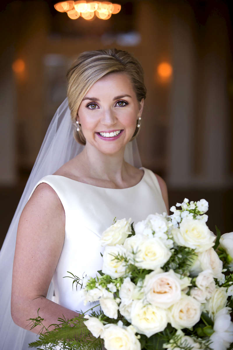 Charlotte Bridal Portraits - Christopher Record Photography